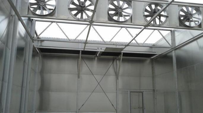 Реконструкція столярного цеху