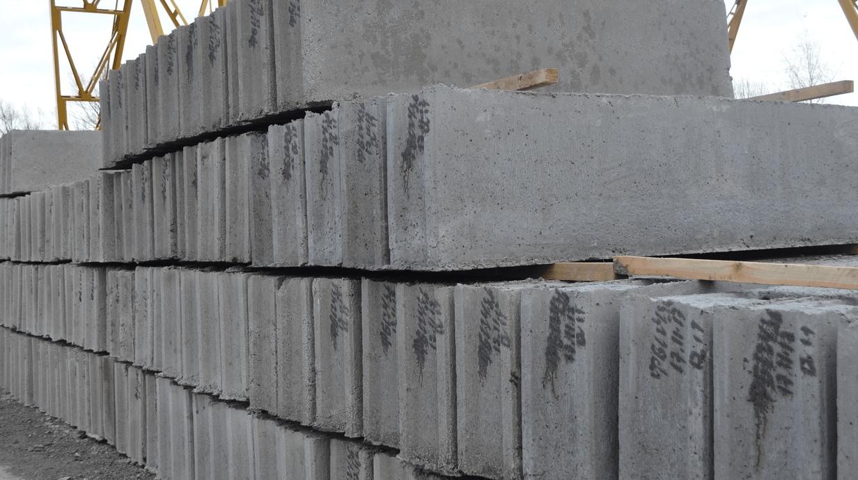 Блоки бетонні для стін підвалів (ДСТУ Б В.2.6-108:2010 ГОСТ 13579-78)