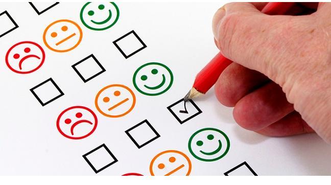 Анкета задоволеності потреб покупця